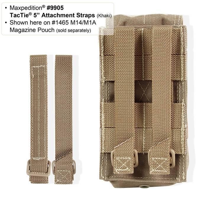 Maxpedition TacTie Attachment Strap (5 inch)