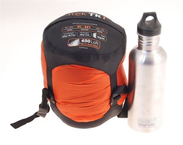 Sea to Summit Trek TKII Long Left Zip