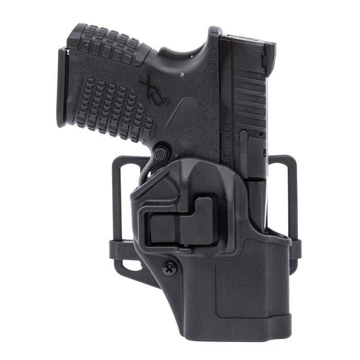 Blackhawk! SERPA® CQC® Concealment Holster Matte Finish (Glock)