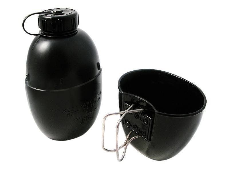 BCB Adventure Waterbottle & Mug (NATO)