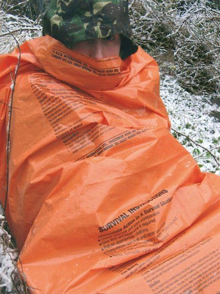 BCB Adventure Printed Survival Bag