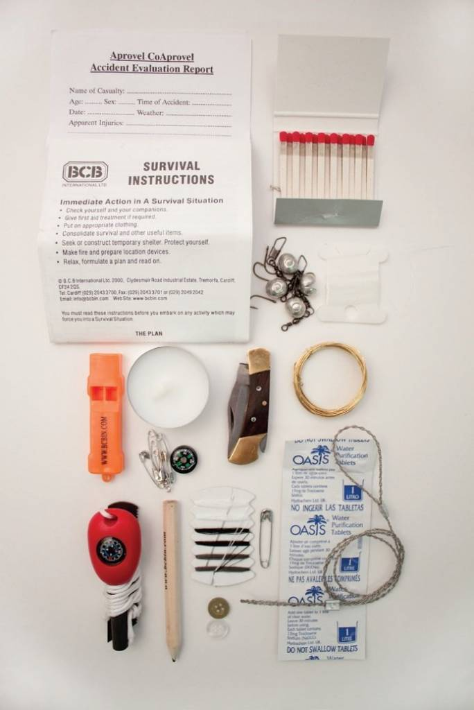 BCB Adventure Trekkers Survival Kit