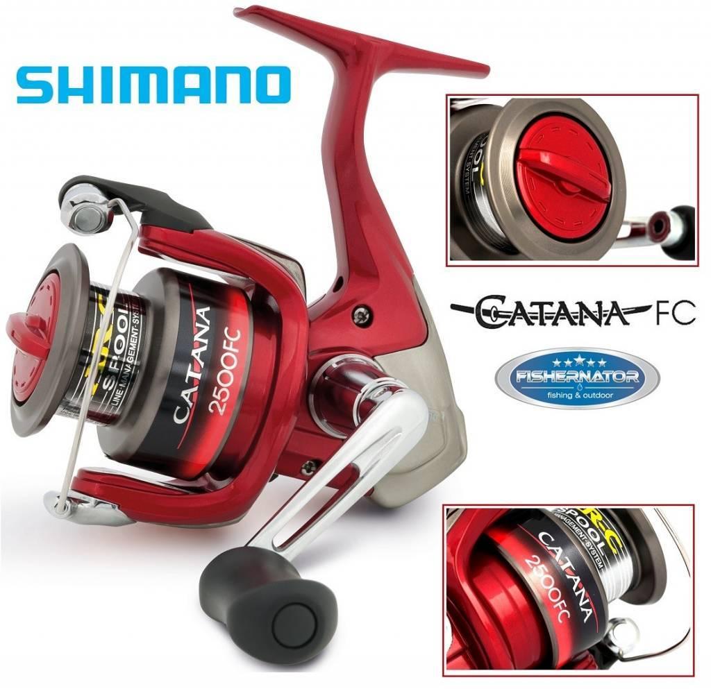 Shimano Catana FC 2500
