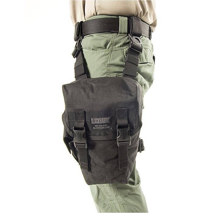 Blackhawk! Ultralight Ωmega Elite Gas Mask Pouch