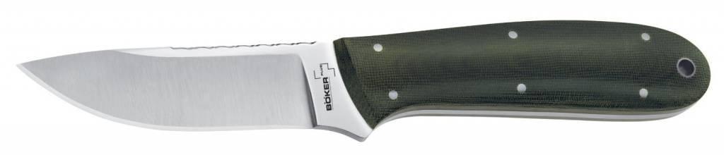 Böker Plus Anchorage Pro Skinner Green Knife