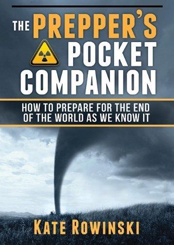 Books The Prepper's Pocket Companion