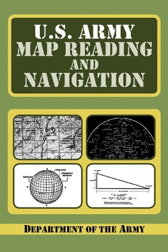 Books Map Reading And Navigation