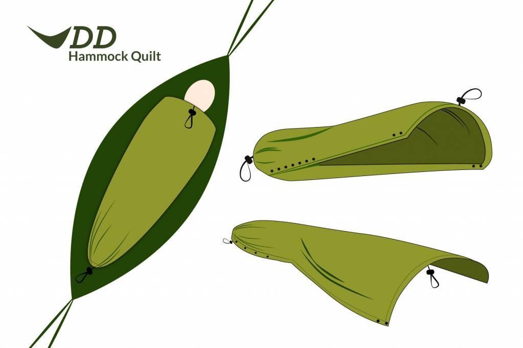 DD Hammocks Hammock Quilt