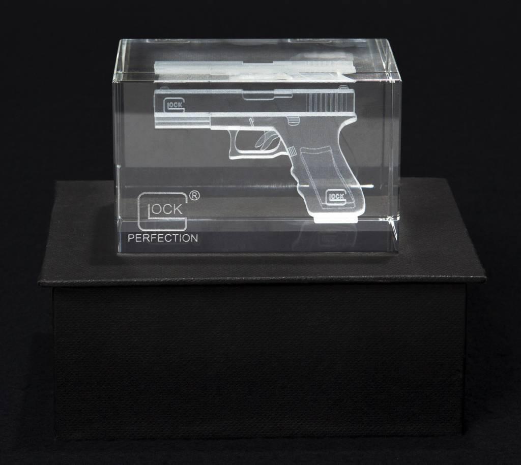 Glock Paperweight