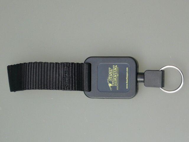 Gear Keeper Handcuff Key Retractor