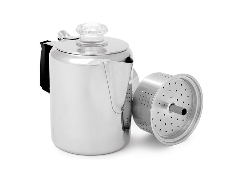 GSI Coffee maker 'Stovetop' - 3 Cups