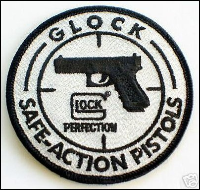 Glock Safe Action Pistols Patch