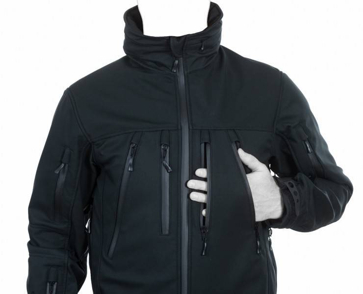 UF Pro Delta Eagle Softshell Jacket