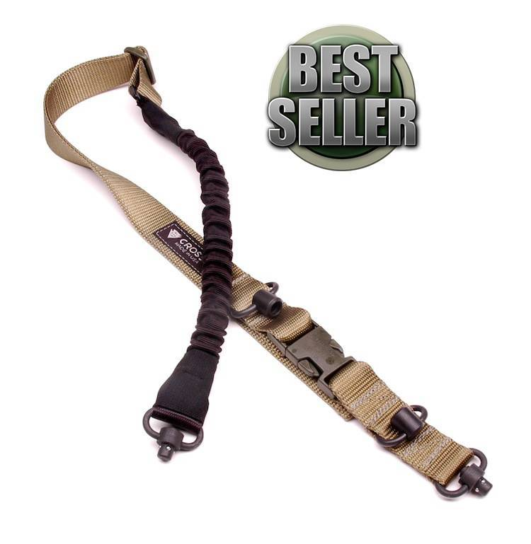 Tactical Ambi Sling with QD Swivels - Regular