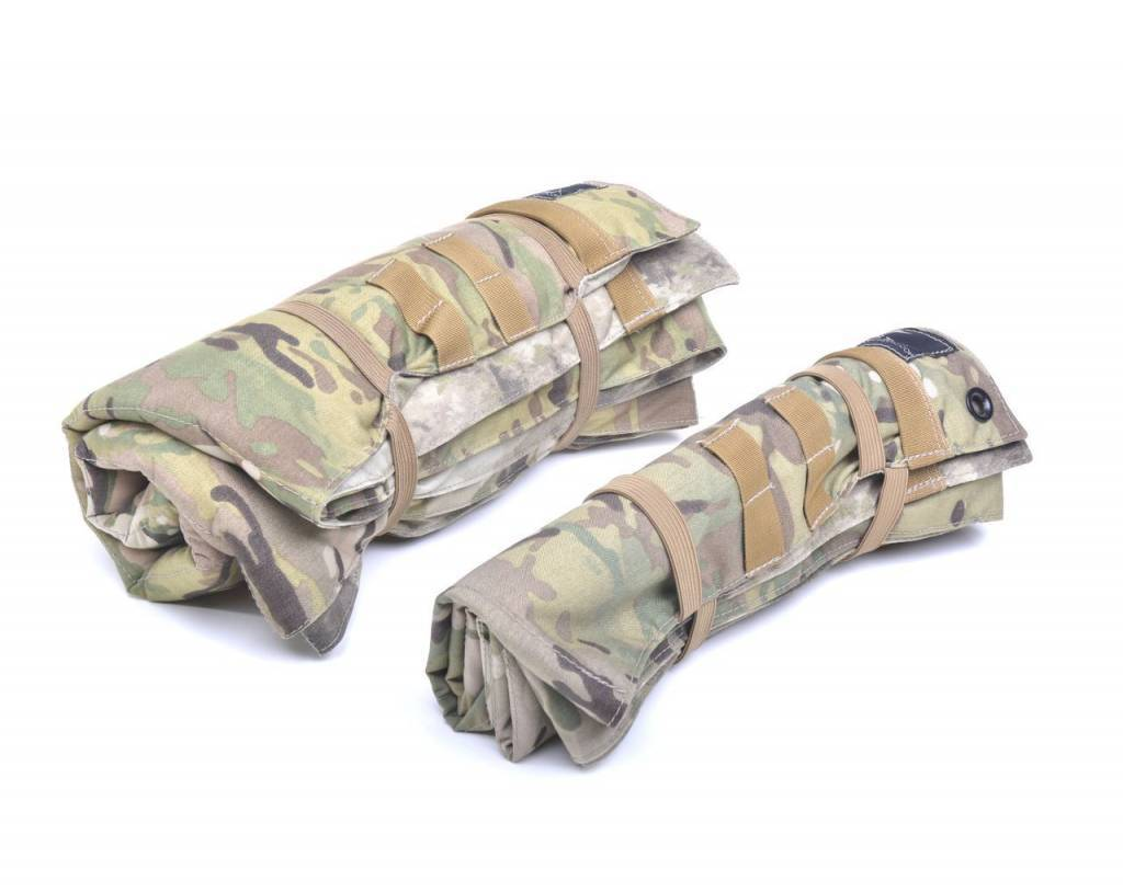 Crosstac RECON Shooting Mat, MultiCam / ATACS-AU
