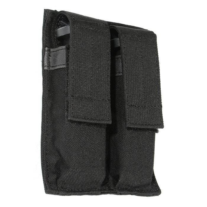 Blackhawk! Hook Backed Double Pistol Mag Pouch