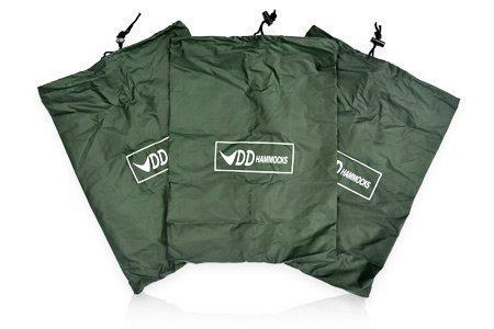 DD Hammocks Waterproof Stuff Sacks x 3