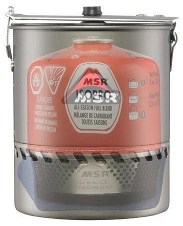 MSR Reactor Stove Systems