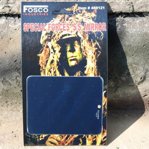 Fosco Special Forces S/S Mirror