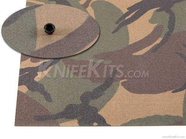 KYDEX KYDEX Sheet - Dutch Woodland Camo  08 (2mm)
