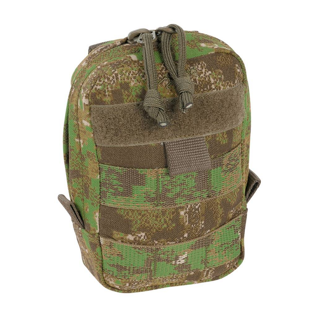 Tasmanian Tiger Tac Pouch 1 PC Vertical / Greenzone