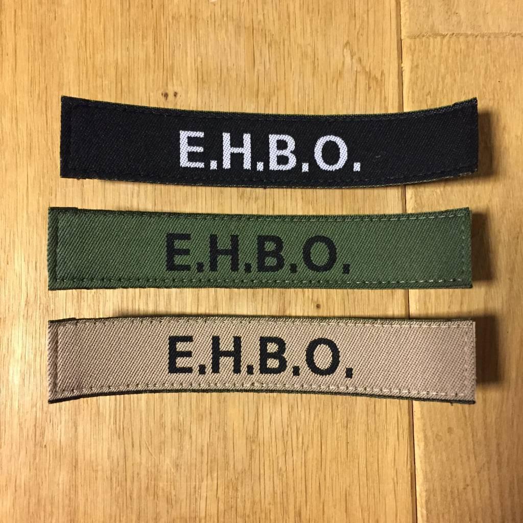 Medicall Supplies Nametag EHBO