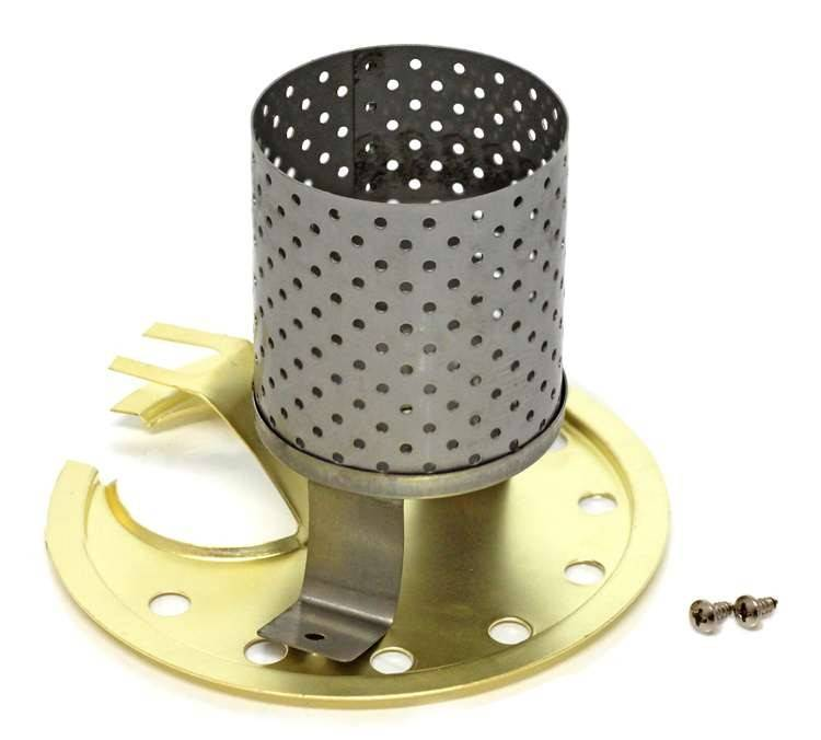 Petromax Radiator & Protection Plate HK350/HK500 Brass