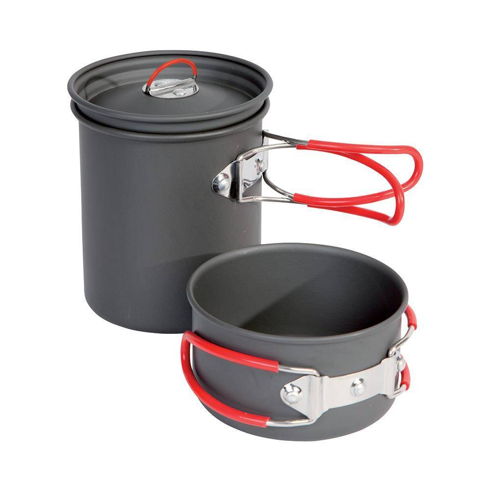 Bo Camp Cookware Set Explorer 2 pcs