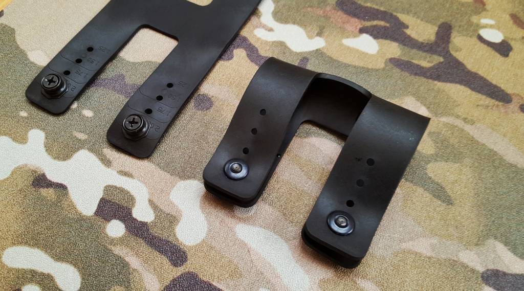 KYDEX IWB Loop - Double Strap.