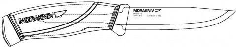 Morakniv Companion Blackblade