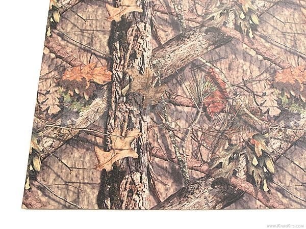 KYDEX KYDEX Sheet -Mossy Oak Break Up Country .08 (2mm)