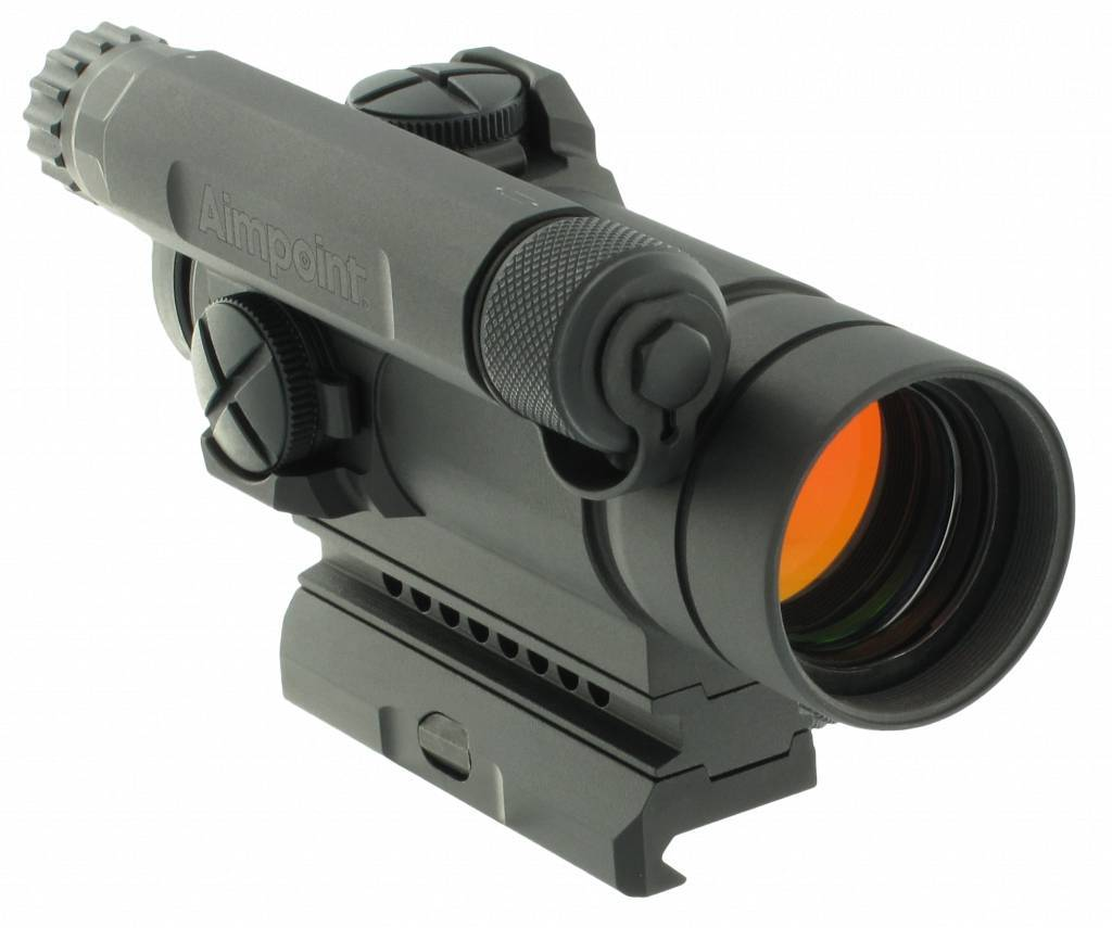 Aimpoint CompM4 (With mount and Acc.)