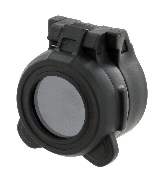 Aimpoint Lens Cover, Flip-up,Front with ARD Filter transparent.