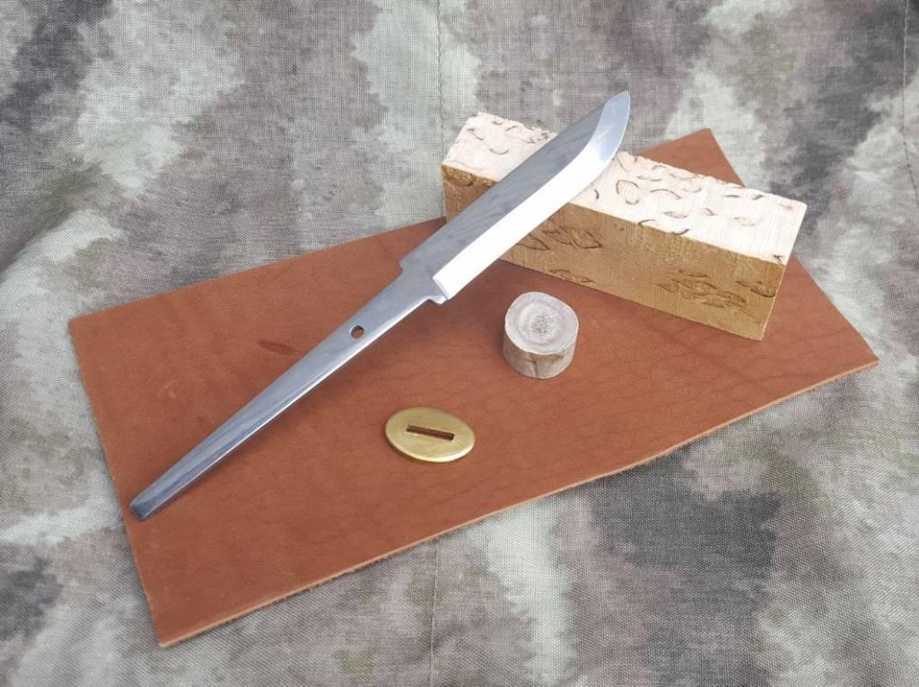Karesuando Knife Details