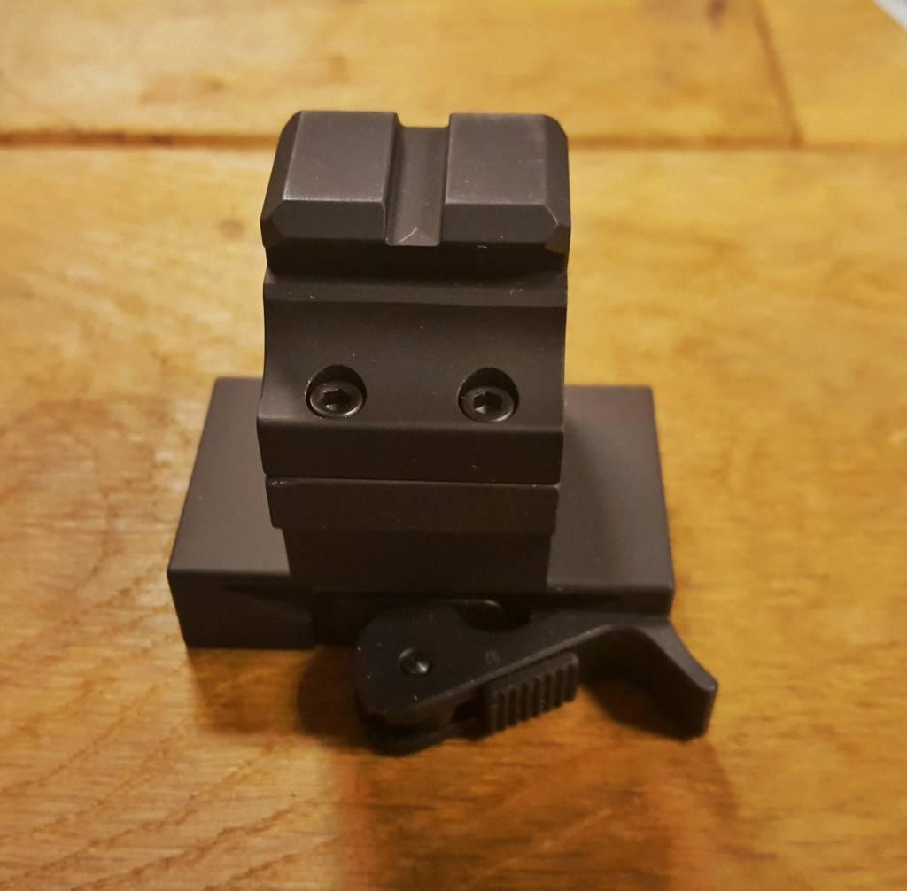 Brügger & Thomet / B&T B&T QDR Ring 30 mm With Picatinny Rail Mounting.