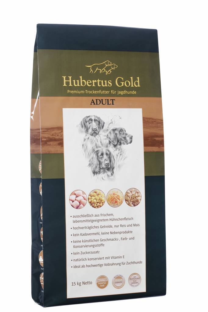 Hubertus Gold Hubertus Gold Adult Premium.