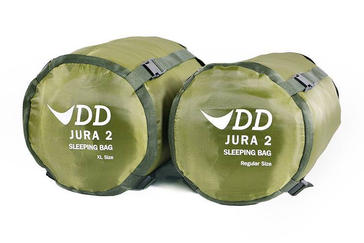 DD Hammocks Jura 2 - Sleeping Bag.