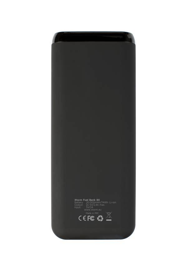 A-Solar / Xtorm Fuel Bank 8x