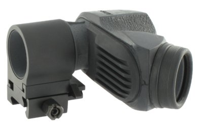 Aimpoint CEU with low (30 mm) top ring TwistMount.