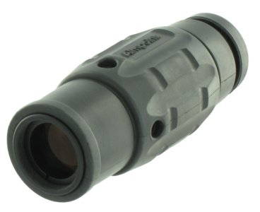 Aimpoint 3XMag with TwistMount and spacer.