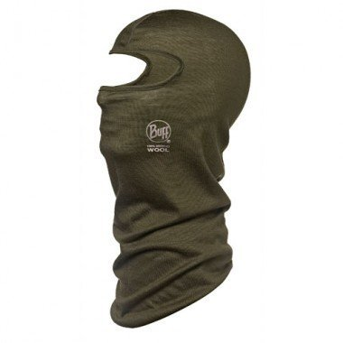Buff Balaclava Wool
