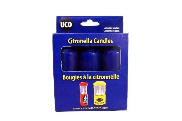 Uco UCO 9-hour candle (citronel)