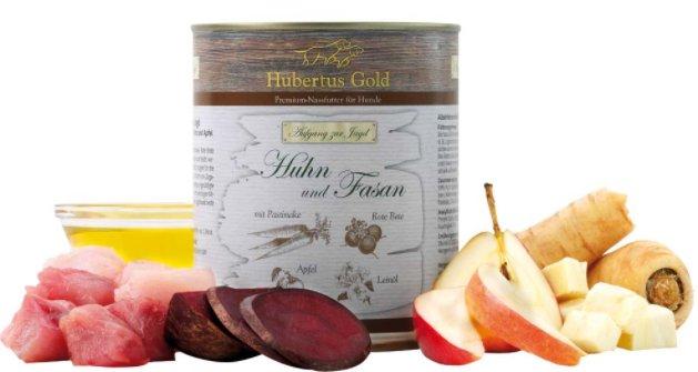 Hubertus Gold Hubertus Gold seizoensmenu Fazant!
