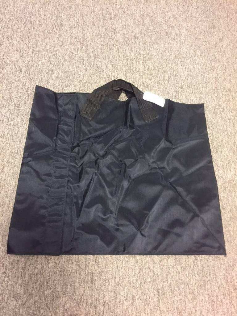 Black transportationbag for vests