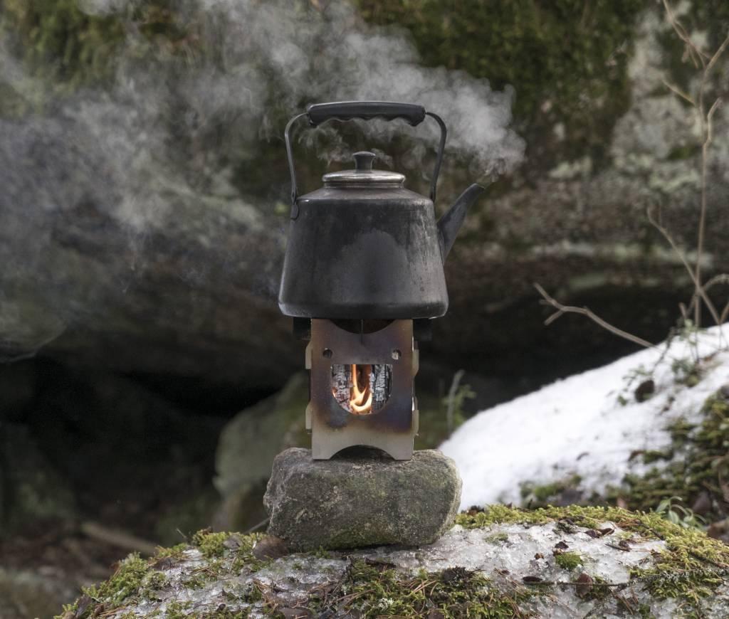 Savotta Happy Stove (hobo stove)