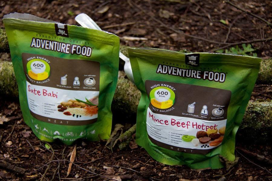 Adventure Food Survival School Survival Meal Package (4 days)