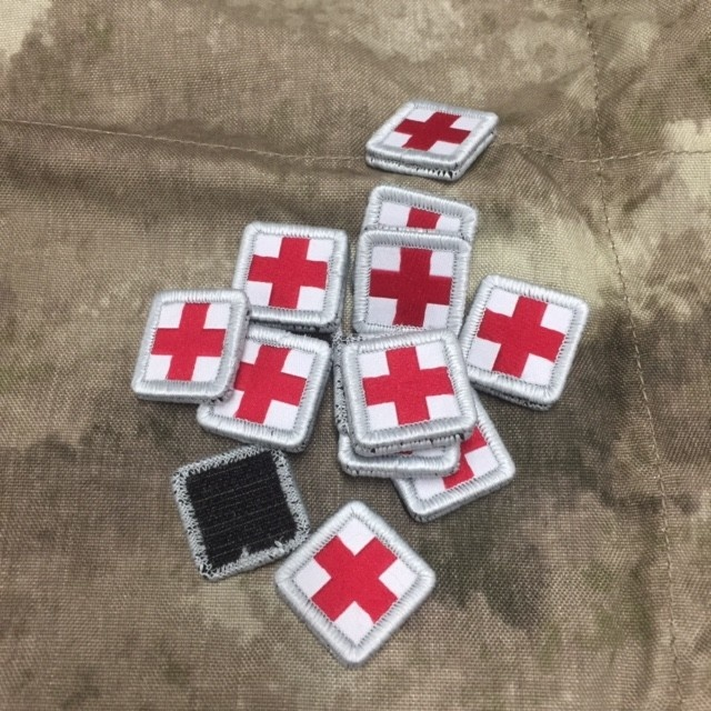 Medicall Supplies EHBO Patch 1""