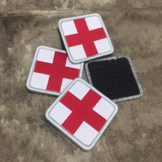 """Medicall Supplies Medical Patch 2"""""""