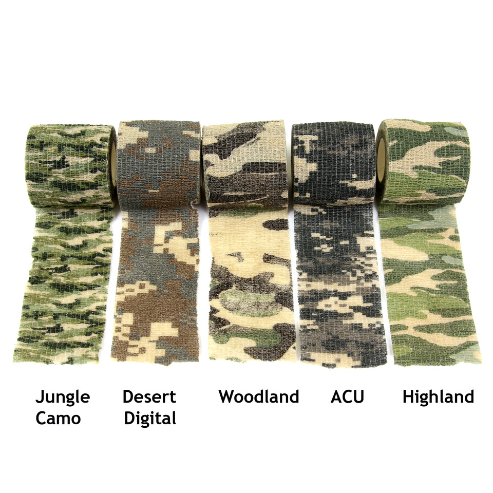 Outdoorgear Stretch Tape