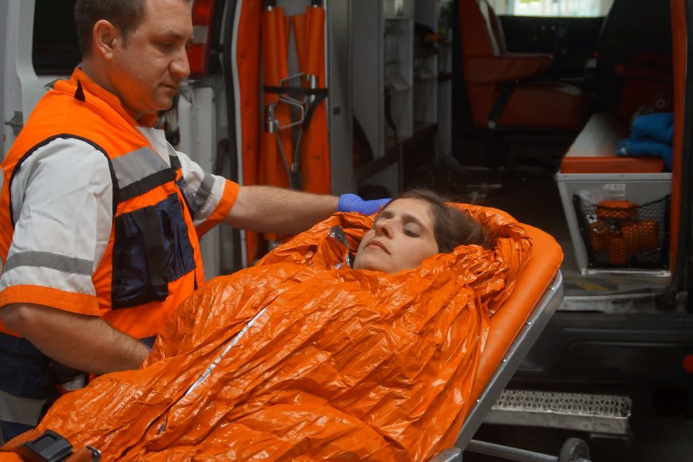 Blizzard EMS Trauma Blanket